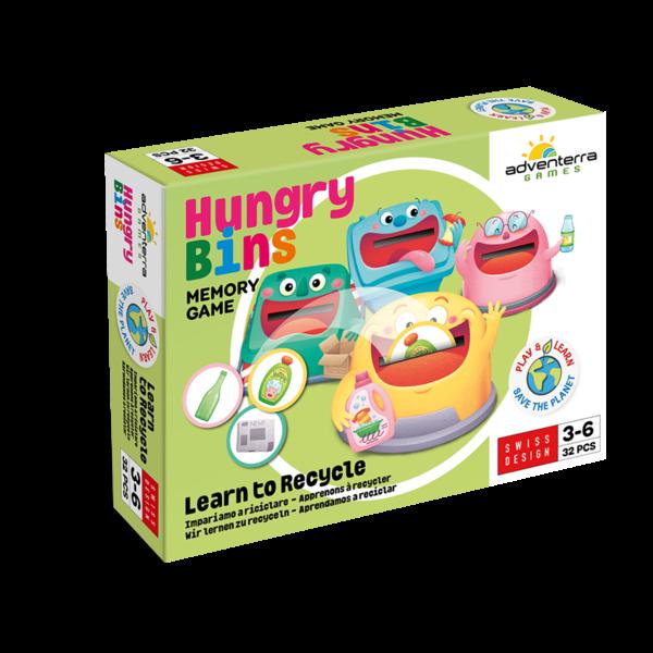 Adventerra Games Game   Hungry Bins