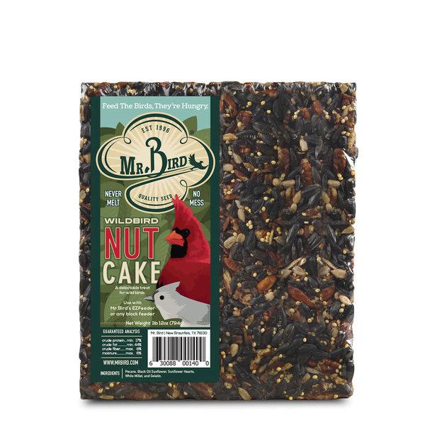 Mr. Bird Bird Seed   Nut Cake