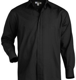 Edwards Garment 1290 Men's Cafe Shirt-Long Sleeve