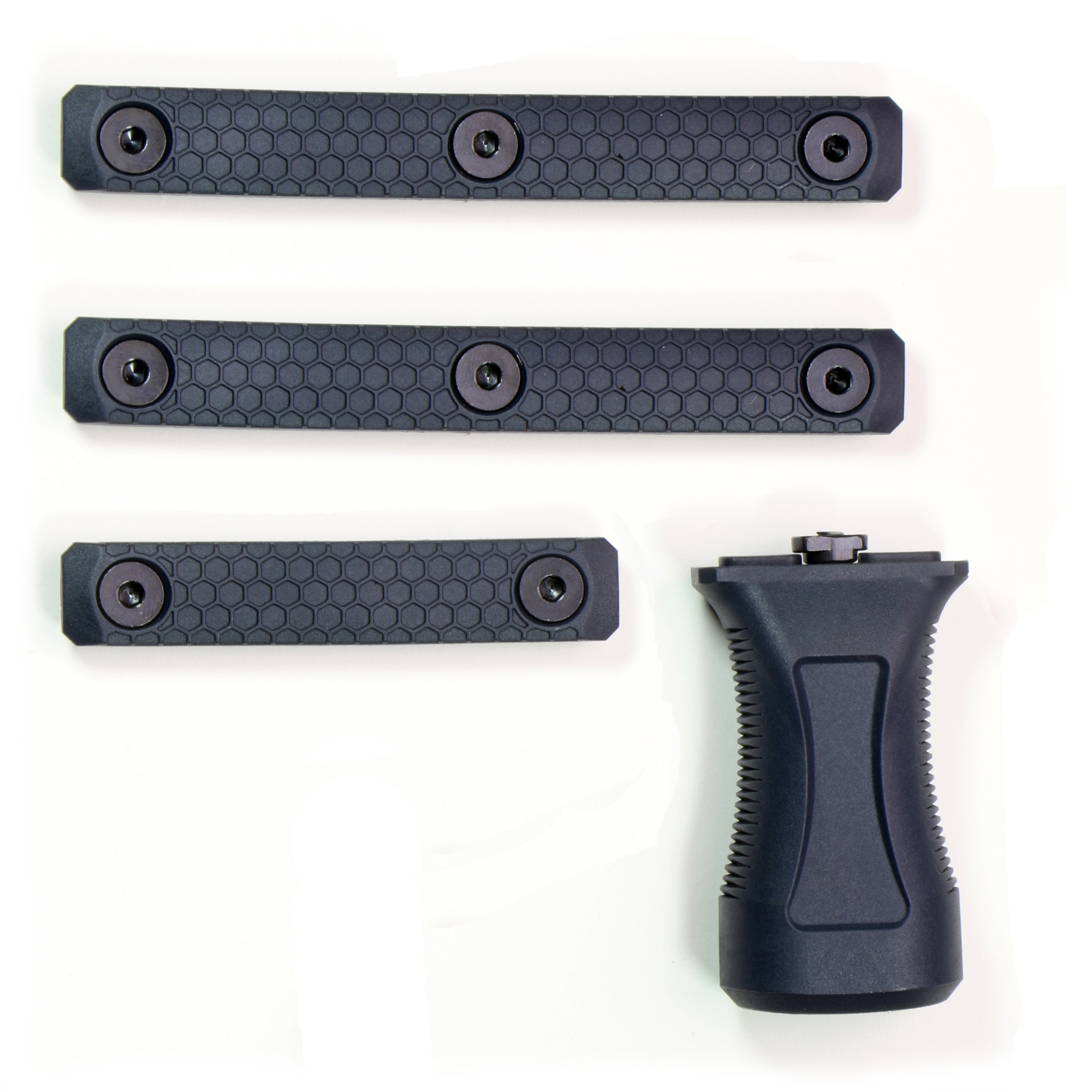 Slate Black Industries SVG + Slate Grip Bundle (M-LOK)
