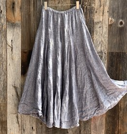 CP Shades Lily Chambray Skirt