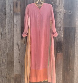 Injiri Pink Teej Dress