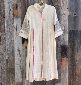 Injiri Flax Teej Dress
