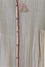 Injiri Injiri Flax Teej Dress