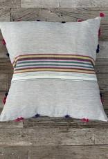 Injiri Injiri Throw Pillow