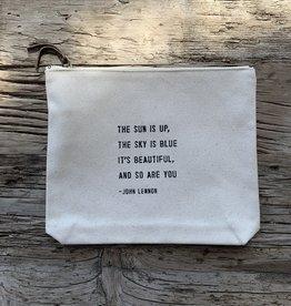 Sugarboo Zip Bag - John Lennon