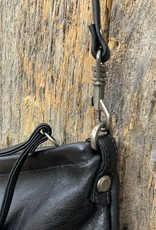 Rough and Tumble Rough and Tumble Leather Crossbody Case - Black