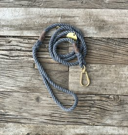 Found My Animal Leash - Steel
