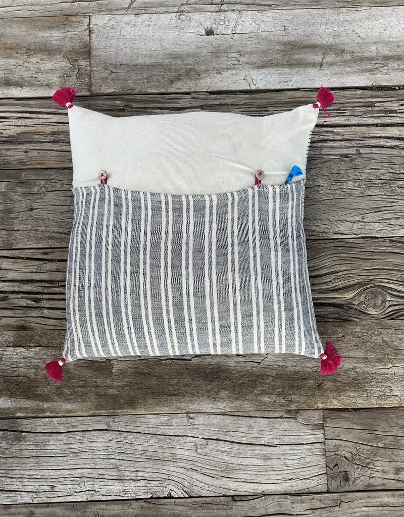 Injiri Injiri Throw Pillow