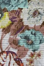 Epice Epice Floral Scarf - Grey