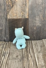 Maileg Maileg Little Hippo - Aqua