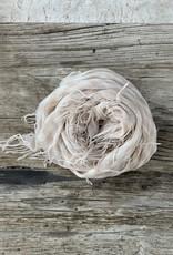 Chan Luu Chan Luu Cashmere Silk Scarf - Tan Checked