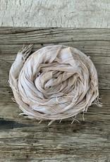 Chan Luu Chan Luu Cashmere Silk Scarf - Tan Plaid