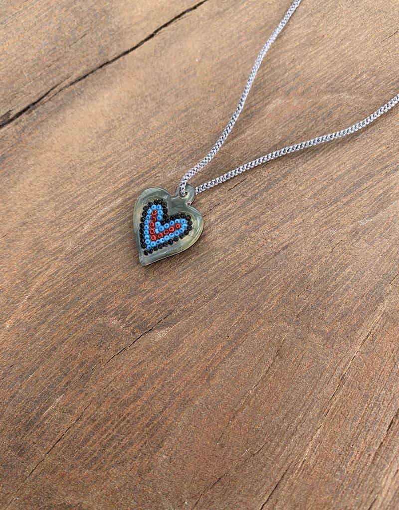 Kalosoma Kalosoma 2570 - Heart, Grey