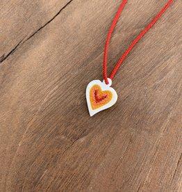 Kalosoma Kalosoma 2570 - Heart, Red