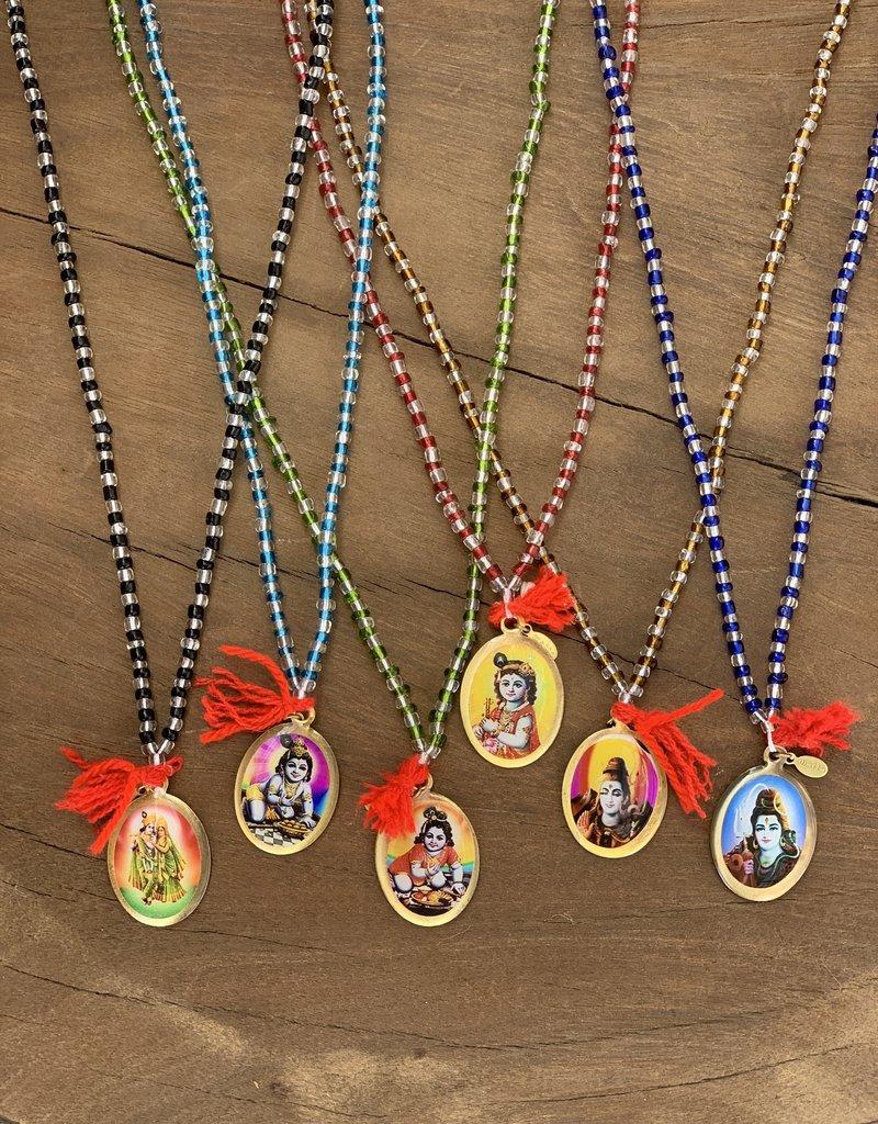 Matta Matta Temple Rosary - Tan