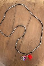 Matta Matta Temple Rosary - Black