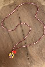 Matta Matta Temple Rosary - Rose