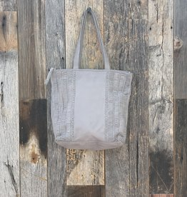 Day & Mood Day and Mood Flame Tote - Lite Grey