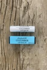 Elizabeth W & Co Elizabeth W Lip Balm - Cucumber