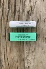 Elizabeth W & Co Elizabeth W Lip Balm - Peppermint