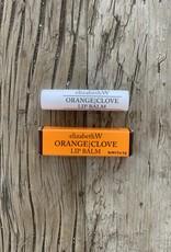 Elizabeth W & Co Elizabeth W Lip Balm - Orange/Clove
