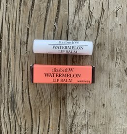 Elizabeth W & Co Elizabeth W Lip Balm - Watermelon