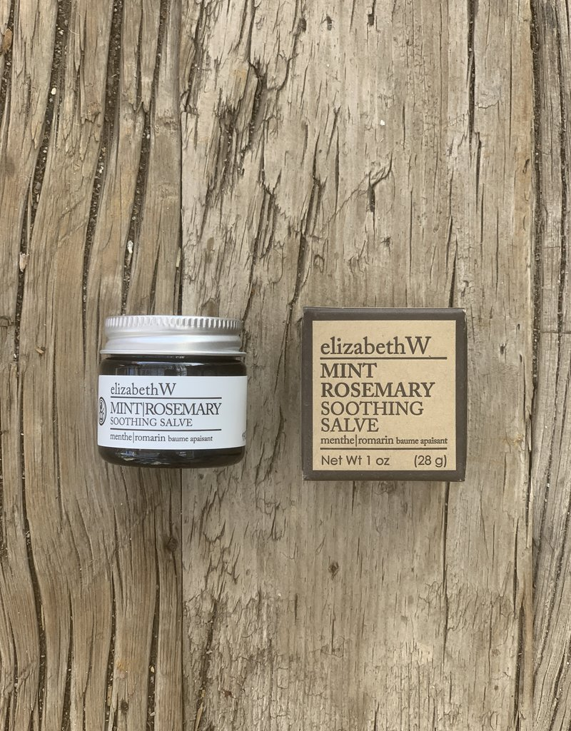 Elizabeth W & Co Elizabeth W Salve - Mint/Rosemary