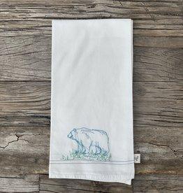 Leo's Dry Goods Leo's Dry Goods Tea Towel - Animal 005