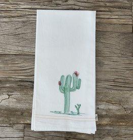 Leo's Dry Goods Leo's Dry Goods Tea Towel - Cactus 001