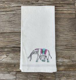 Leo's Dry Goods Leo's Dry Goods Tea Towel - Animal 002