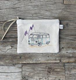 Leo's Dry Goods Leo's Dry Goods Pouch Bus 001