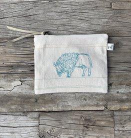 Leo's Dry Goods Leo's Dry Goods Pouch Animal 001