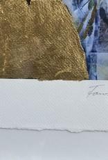 Fanta Watson Art Print 11 x 14 Golden Egg
