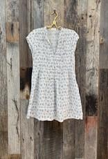 CP Shades CP Shades Regina Cap Sleeve Printed Cotton