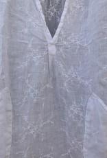 CP Shades CP Shades Teton Embroidered Linen