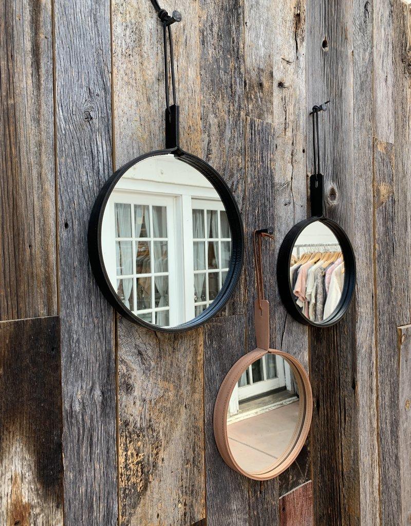 "Alexa Allen Mirror 10"" - Natural"