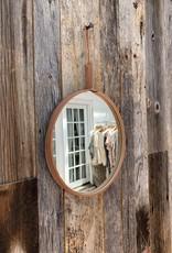 "Alexa Allen Mirror 14"" - Natural"