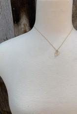 Leah Alexandra Jewelry Leah Alexandra Isabel Neck - OPAL.GOLD