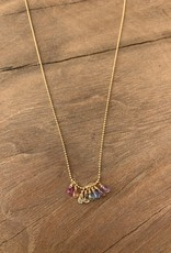 Leah Alexandra Jewelry Leah Alexandra Spectrum Neck