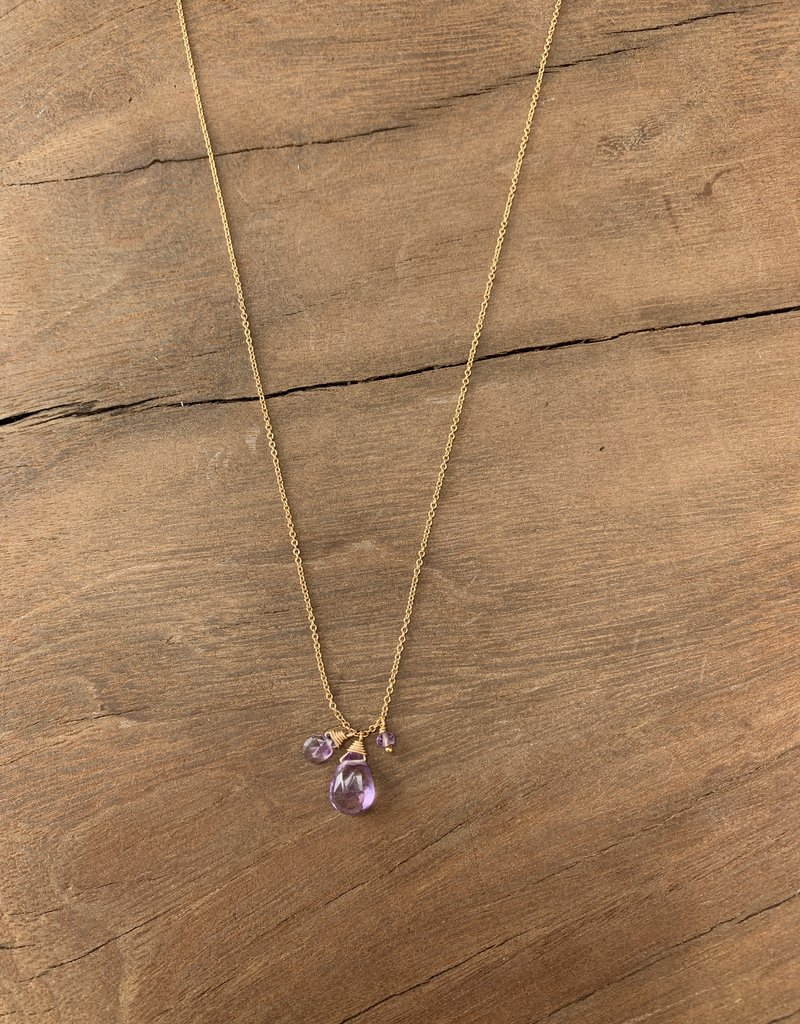 Leah Alexandra Jewelry Leah Alexandra Isabel Neck