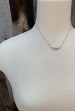 Leah Alexandra Jewelry Leah Alexandra Opal Astro Neck