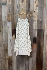 CP Shades CP Shades Lia Dress - Gold Mix Print