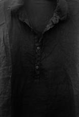 CP Shades CP Shades Peek Linen Top - Black