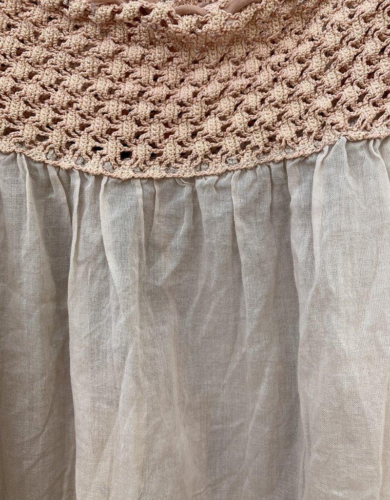 Magnolia Pearl Magnolia Pearl Dress 407 - French Vanilla