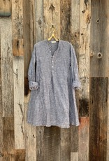 CP Shades CP Shades Jasmine Dress Blue Chambray