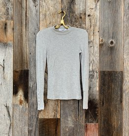 Project Social T Project Social T Yara Longsleeve - Heather Grey