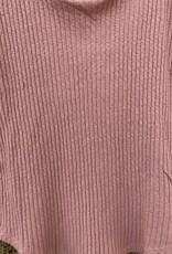 Project Social T Project Social T Bring It Back Rib Tank - Lux Blush