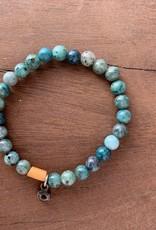 Leap Jewelry Bracelet Green 001