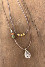 River Song Jewelry River Song Necklace 9-10W